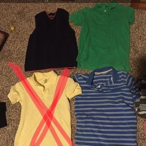 Bots 10/12 dress shirt Lot